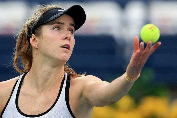 Украинка Свитолина выиграла престижный теннисный турнир вДубае