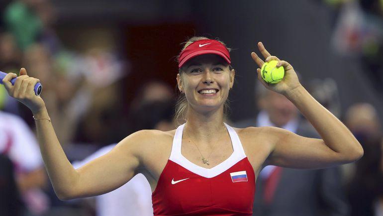 Мария Шарапова будет допущена кRoland Garros вслучае получения приглашения
