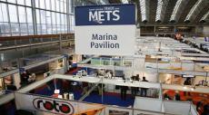 Предыдущая выставка морского оборудования METS 2007 в Амстердаме
