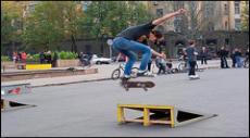 Чемпионата Николаева по скейтбордингу