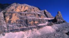 Первопроход на Tofana di Rozes, западная стена