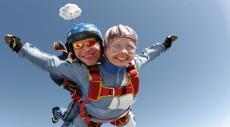 прыжок в тандеме с инструктором с высоты 4000м