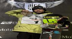 Кевин Пирс - победитель прошлого Air&Style в Инсбруке