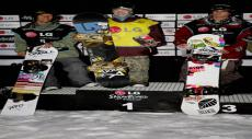 соревнования в биг-эйре, прошедшие 25 октября в Лондоне в рамках этапа Кубка мира по сноуборду