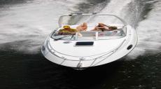 тест-драйв катера COBRA 2150