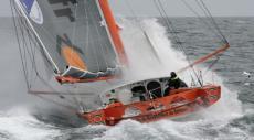 Французский яхтсмен выиграл Vendee Globe
