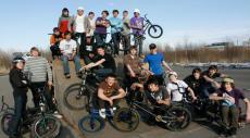 парк для BMX и MTB