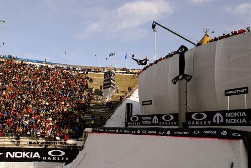 Oakley Arctic Challenge 2009