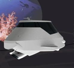 яхта-подлодка