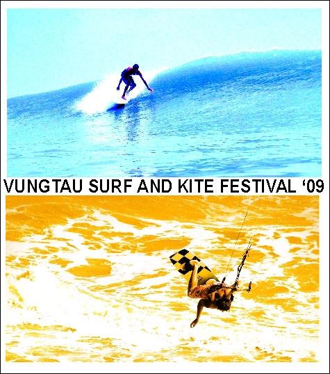 """Международный Серф и Кайт Фестиваль – """"Vungtau 2009"""""""