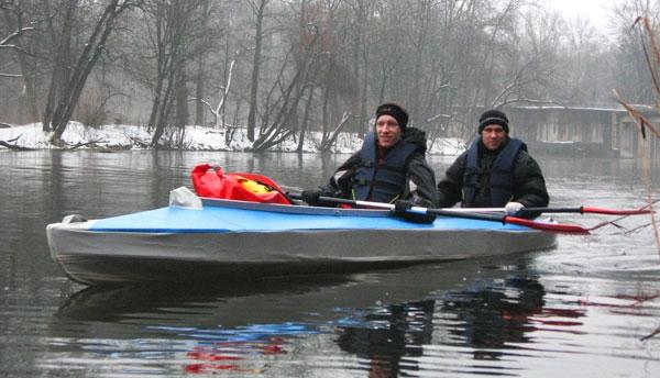 лодка на северском донце